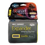 Expander liner traveller (vwith pillow slip) navy blue
