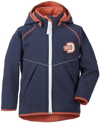 501720 ELMÅN KIDS SOFTSHELL JKT