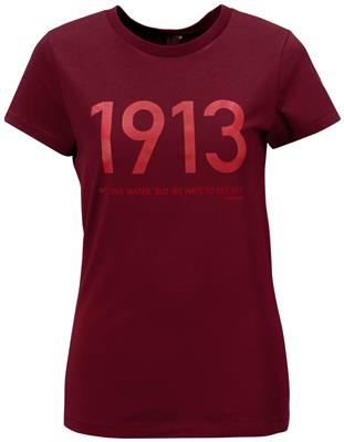 DI500467 RUDRA WOMENS FUNCTIONAL COTTON T SHIRT