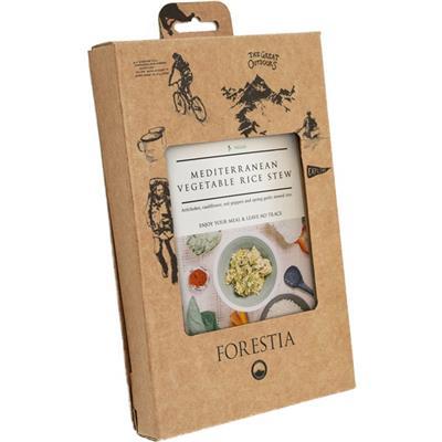 Forestia Mediterranean Vegetable Rice Stew
