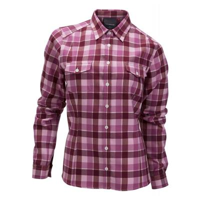 Gjende wool shirt Ws