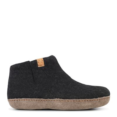 Green Comfort Wool Boot