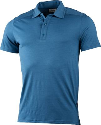 Lundhags Gimmer Merino Lt Polo Ms Tee