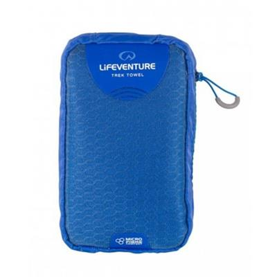 MicroFibre Trek Towel  Large (Blue)