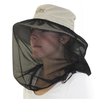 Mosquito Sun Hat (Removable Mesh)