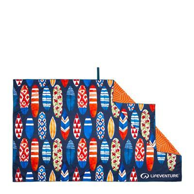 Recycled SoftFibre Trek Towel Surfboard