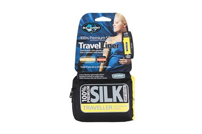 Silk stretch liner traveller(with pillow slip)