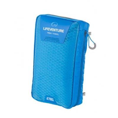 SoftFibre Advance Trek Towel iant (Blue