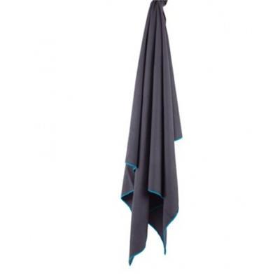SoftFibre Lite Trek Towel   Large (Grey)