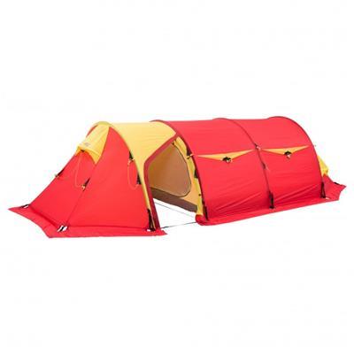 Spitsbergen X Trem 4 camp red_yellow
