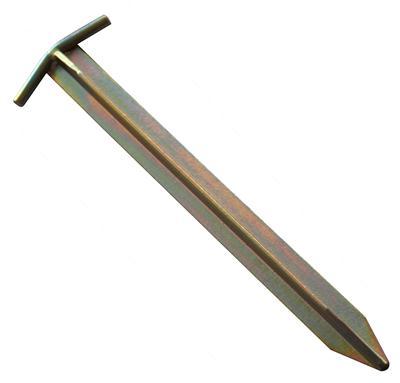 Steel T  Peg 2 pcs