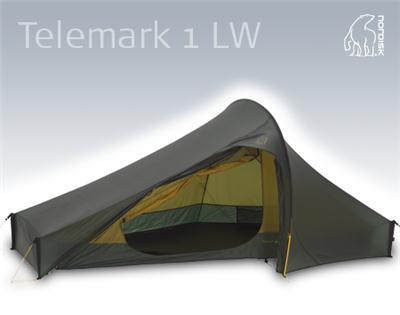 Telemark 1LW SI Alu