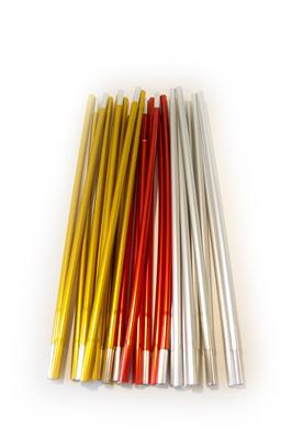 Teltbue DAC FL 33 cm led 295 cm 9 mm