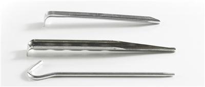 Teltpløkker profil 19 cm 18 gr  pakke a 10 stk