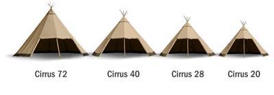 Tentipi Cirrus 20 Pro