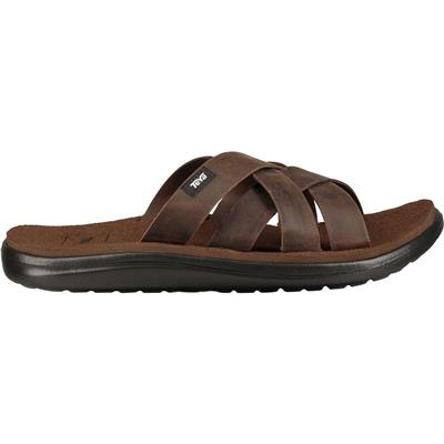 Teva Voya Slide Leahter Men