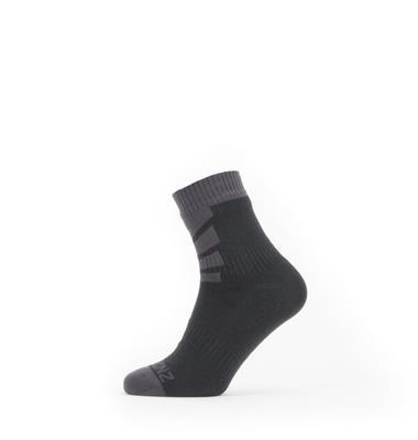 Waterproof Warm Weather Ankle Length Soc