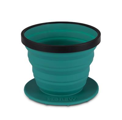 X Brew Coffee Dripper Blue